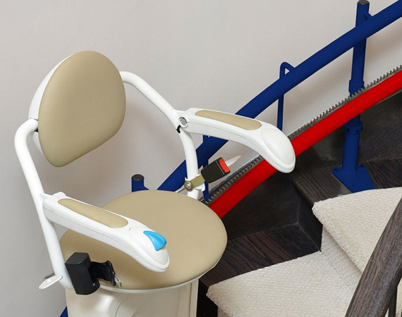 custom-colors-curved-stairlifts